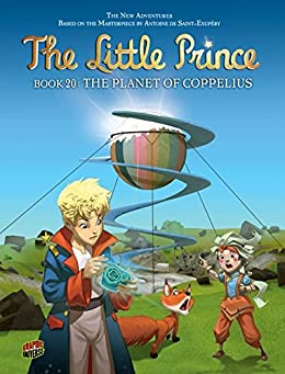 #20 The Planet of Coppelius (The Little Prince) by [Zanovello, Augusto]