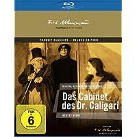 Das Cabinet des Dr. Caligari [Blu-ray] [Deluxe Edition]