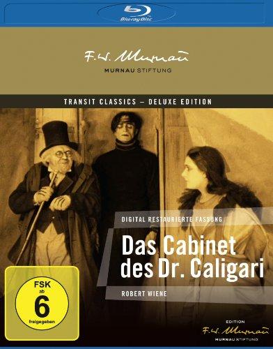 Bild von Das Cabinet des Dr. Caligari [Blu-ray] [Deluxe Edition]