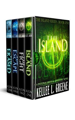 The Island Series - The Complete Series Boxed Set por Kellee L. Greene Gratis