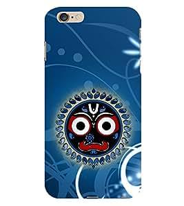 Fuson Designer Back Case Cover for Apple iPhone 6S ( Jagannth Baladeba Baladebajiu Haribaladebajiuu Atalabaladebajiuu Ichabihari )