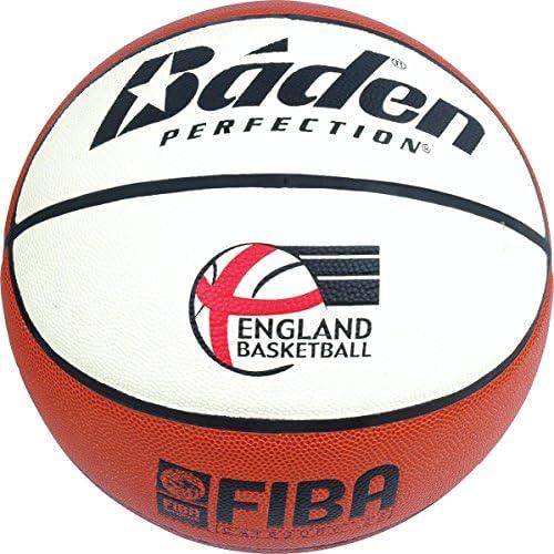 CreativeMinds UK Baden Perfezione Match Ball Indoor Outdoor Outdoor Outdoor Sport Elite Basketball Taglia 6 B07D1Q3FN5 Parent | Produzione qualificata  | Colori vivaci  | Ottima classificazione  | Prima i consumatori  | Forte calore e resistenza all'abrasione  493c02