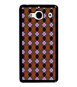 HiFi High Glossy Designer Phone Back Case Cover Xiaomi Redmi 2 :: Xiaomi Redmi 2S :: Xiaomi Redmi 2 Prime ( Colorful Pattern Design )