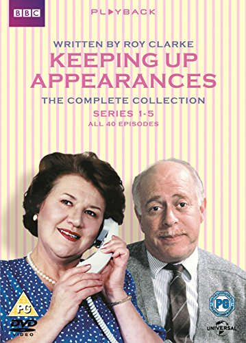 Keeping Up Appearances: Complete Collection (Series 1-5) [8 DVDs] [UK Import]