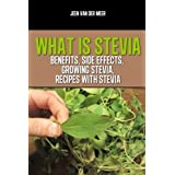 What is Stevia?: Benefits for Diabetics, Stevia Sweetleaf, Growing Stevia, Recipes with Stevia by Jeen van der Meer (2015-07-05)