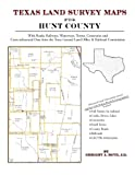 Texas Land Survey Maps for Hunt County