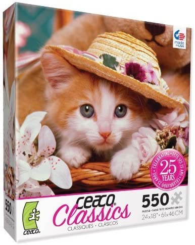 Ceaco Classics Shady     550 Piece Jigsaw Puzzle by Ceaco   Mode Attrayant  496ea5