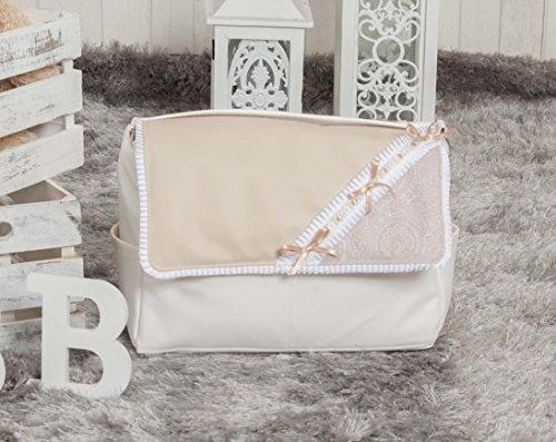 Babyline Bombón - Bolso de silla de paseo, color beige