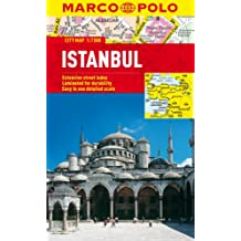 Marco Polo City Map Istanbul (Marco Polo Maps)