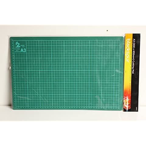 Vetrata strumenti e forniture-Tappetino da taglio, formato A3