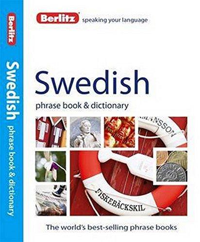 Berlitz: Swedish Phrase Book & Dictionary (Berlitz Phrasebooks)