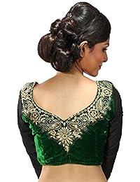 INTRIGUE Women s Saree Blouses Online  Buy INTRIGUE Women s Saree ... b6479dca02