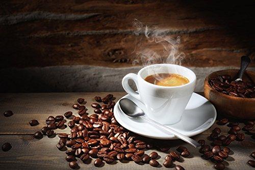 Einen guten Espresso brühen…