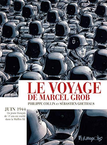 Le voyage de Marcel Grob (ALBUMS) (French Edition) eBook ...