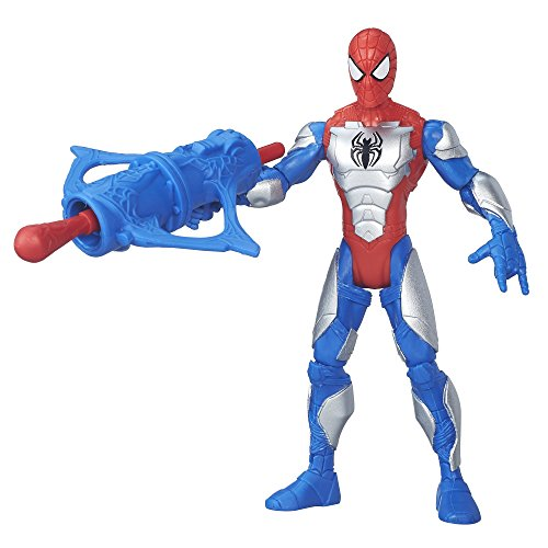 Spider-Man Armoured Action Figure 1