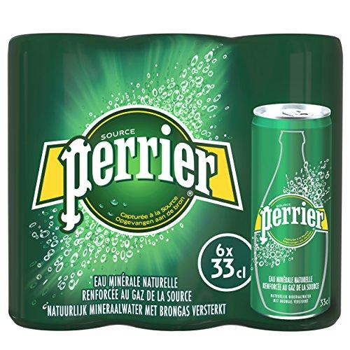Perrier Eau Minérale Bouteille 6 x 33 cl focus_keyword} - 51eR7mH0SqL - Devriez-vous boire de l'eau en mangeant ?