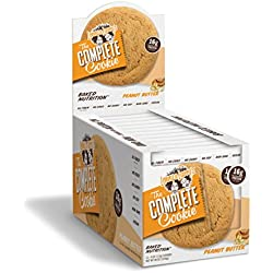 The Complete Cookie-Peanut Butter