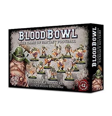 Games Workshop Blood Bowl - Nurgle's Rotters 200-57