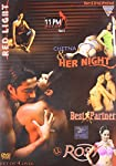 An adult movie pack that gives combination of 4 DVD's :Red Light,Chetna and her Nights, Best Partner, and Rosy.