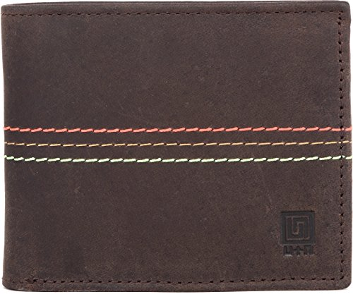 Yves Saint Laurent Hand Crafted Genuine Leather Wallet (UN241)