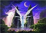 Posterlounge Alu Dibond 130 x 90 cm: Wasserelfe von Robin Koni/MGL Licensing
