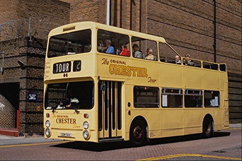 581094-chesters-daimler-9b-operates-popular-city-tour-1992-a4-photo-poster-print-10x8