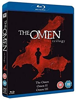 The Omen Trilogy [Blu-ray] (B001E8V6H8) | Amazon price tracker / tracking, Amazon price history charts, Amazon price watches, Amazon price drop alerts
