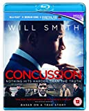 Concussion - Amazon Exclusive Bonus Disc [Blu-ray] [2016]