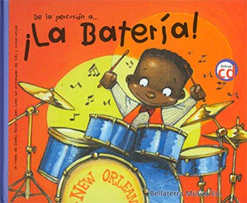 De la percusion a la bateria (Historietas de instrumentos) por Eladio Reinón