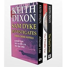 Sam Dyke Box Set: Three Crime Novels