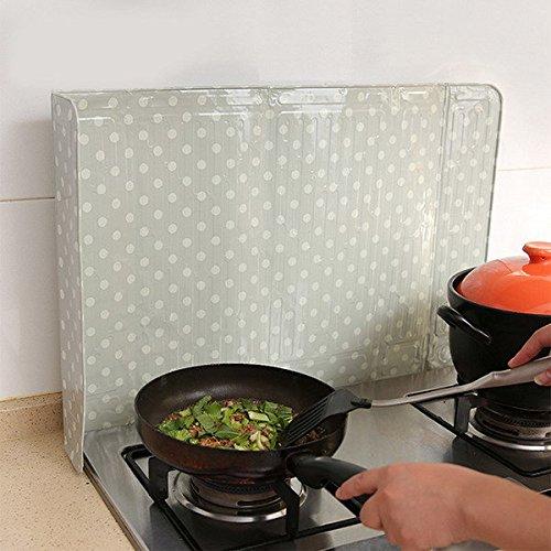 Bazaar 45 x 80 cm Aluminiumfolie, Anti-Öl, Isolierfolie, Küchenaufkleber, Landschaftsbau-Werkzeuge