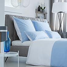 ROSE VILLAGE Luxus Bettwäsche Set, Design LA BAULE, Hergestellt In  Frankreich, Edelperkal