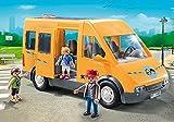 Playmobil 6865 + 6866 City Life 2er Set – Schulhaus und Schulbus - 3