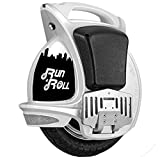 Run & Roll Super Walker monociclo eléctrico 500W color gris
