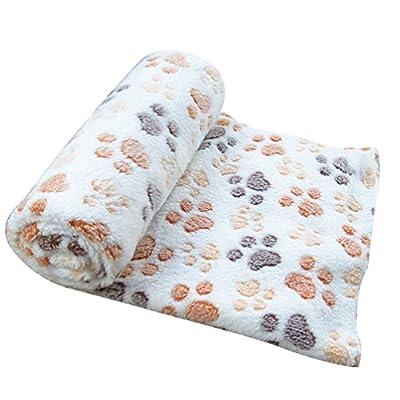 yiiquan Animal doméstico del manta, Caseta blanda para perros gato cojín perro de invierno