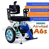 AIRWHEEL a6s acoplador de silla de ruedas eléctrica con motor