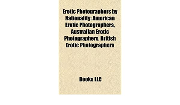 Australian erotic photographers