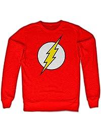 The Flash Emblem Sweatshirt (Red)