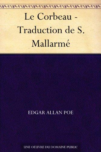 Couverture du livre Le Corbeau - Traduction de S. Mallarmé