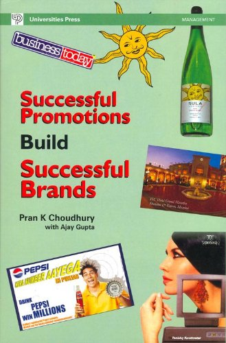 Successful Promotions Build Successful Brands