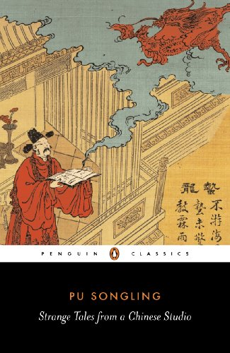 Strange Tales from a Chinese Studio (Penguin Classics) (English Edition)