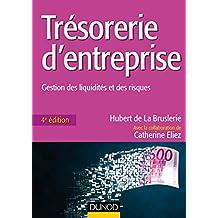 Trésorerie d'entreprise - 4e éd. : Gestion des liquidités et des risques (Hors collection)