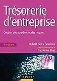 Trésorerie d'entreprise : gestion des liquidités et des risques / Hubert de La Bruslerie   La Bruslerie, Hubert de (1953-....). auteur