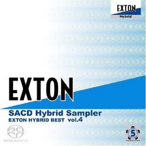 Exton Sacd Hybrid Sampler-Exto