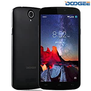 telephone pas cher doogee x6s smartphone 4g pas cher android 6 0 t l phone avec 5 5 pouces hd. Black Bedroom Furniture Sets. Home Design Ideas