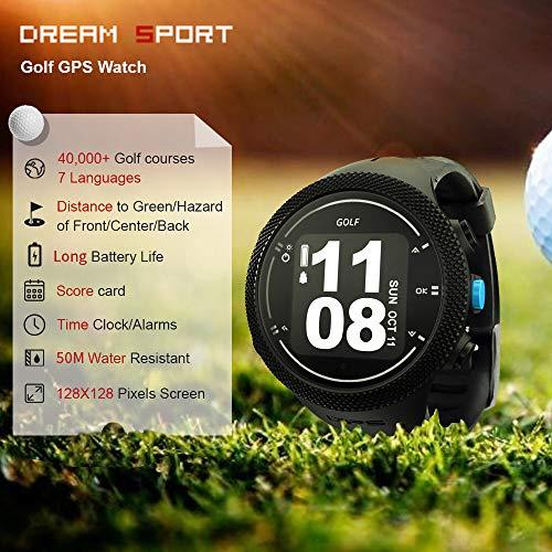 Zoom IMG-1 dream sport golf gps orologio