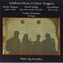 Kambara Music In Native Tongues [Import anglais]
