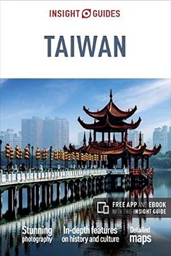 Insight Guides Taiwan por Insight Guides