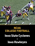 College Football, Iowa State Cyclones - Iowa Hawkeyes, Week 2
