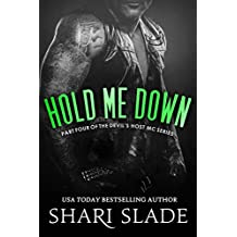 Hold Me Down: A Biker Romance Serial (The Devil's Host Motorcycle Club Book 4) (English Edition)